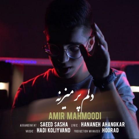 دلم پر میزنه امیر محمودی